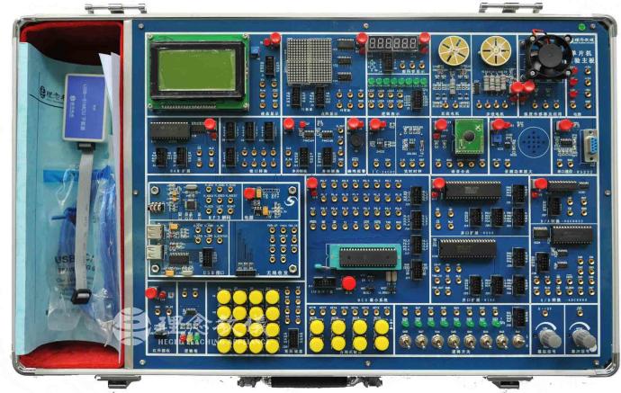 HDK-EDPJ01单片机实验箱