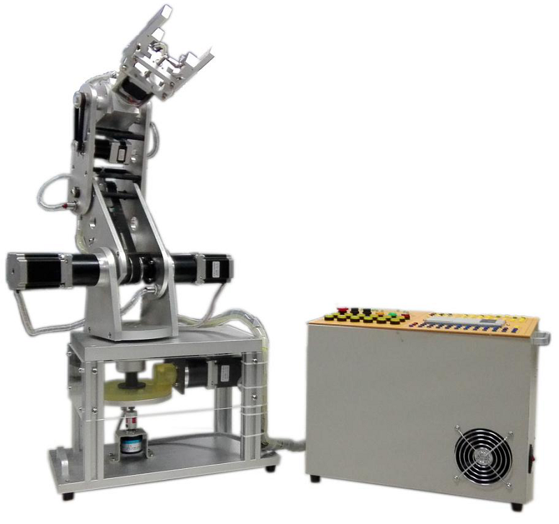 HDK-EROBOT6A 六自由度电动机械手教学装置