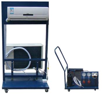 HDK-RET01 空调安装维修实训装置